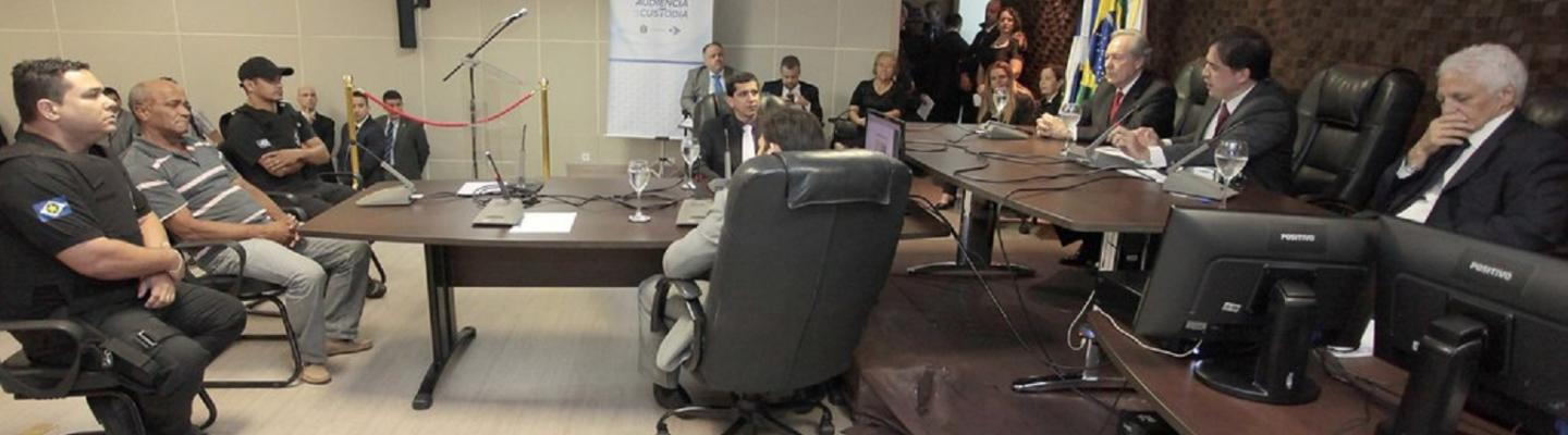 Dialogue and practical tools to strengthen torture prevention in custody hearings in Brazil