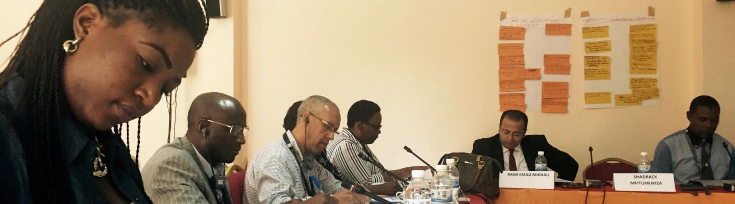 African NHRIs discuss overuse of pre-trial detention
