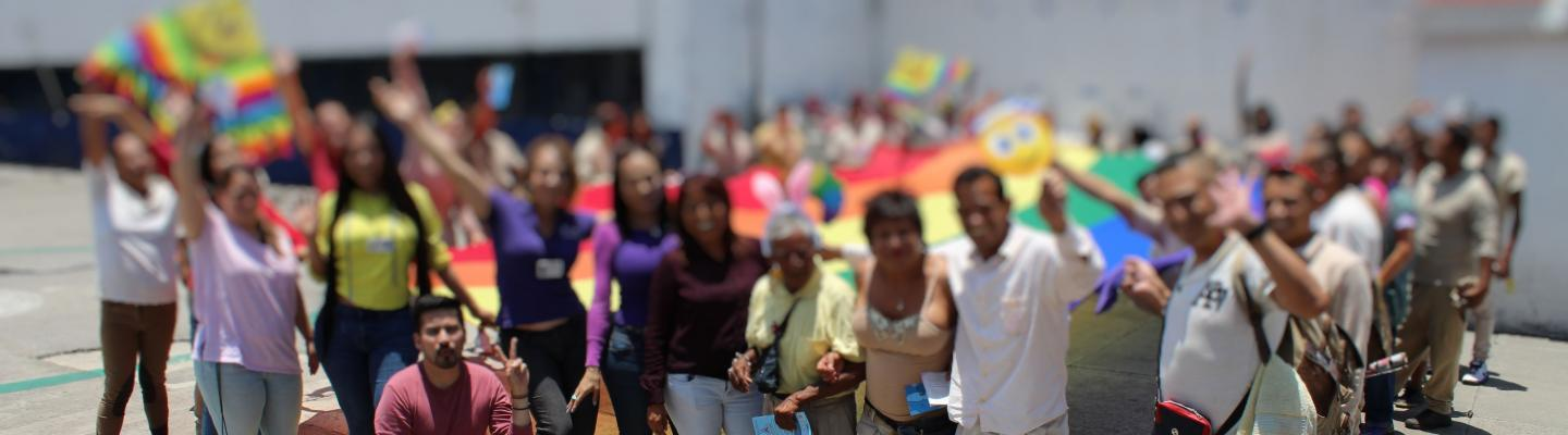 Corpora en Libertad Network: Protecting the rights of LGBTI+ persons deprived of liberty