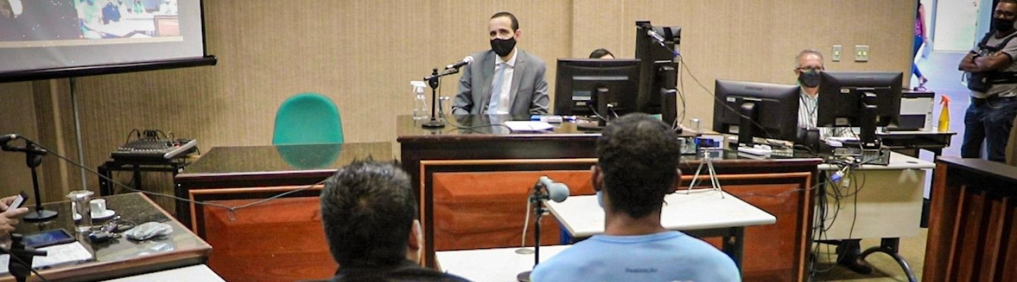 Americas: Call for regional guidelines to end videoconferencing in custody hearings